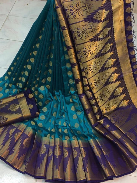 Sensational Beautiful designer sarees RCPL5