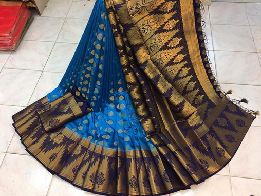 Rapchic Beautiful designer sarees RCPL2