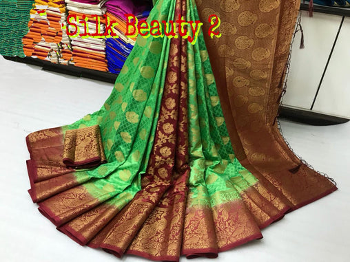 Refreshing Beautiful designer sarees PTPL02