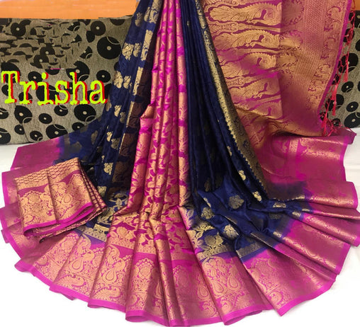 Eye-Catching New designer sarees NPTPL 05