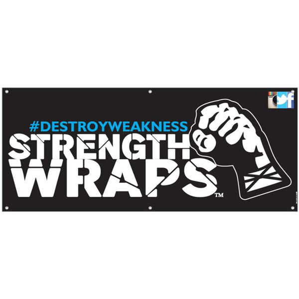 Classic Strength Wraps Banner