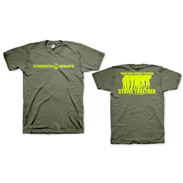 Strive Together - Military Green