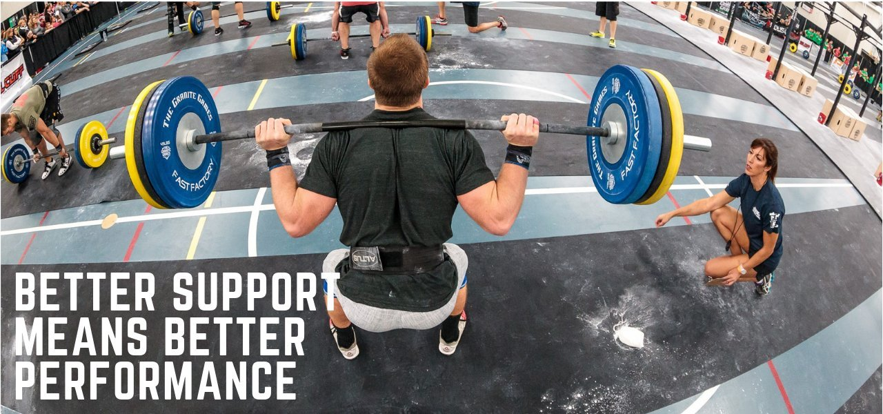 Better Support Means Better Performance