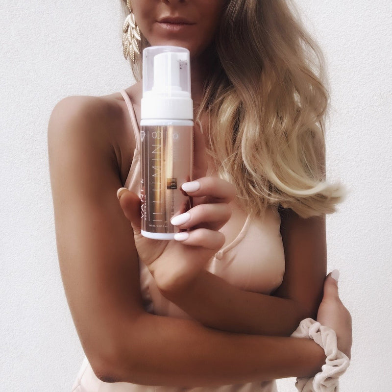 VANI-T Illumin8 Dry Oil Express Self Tan Mousse