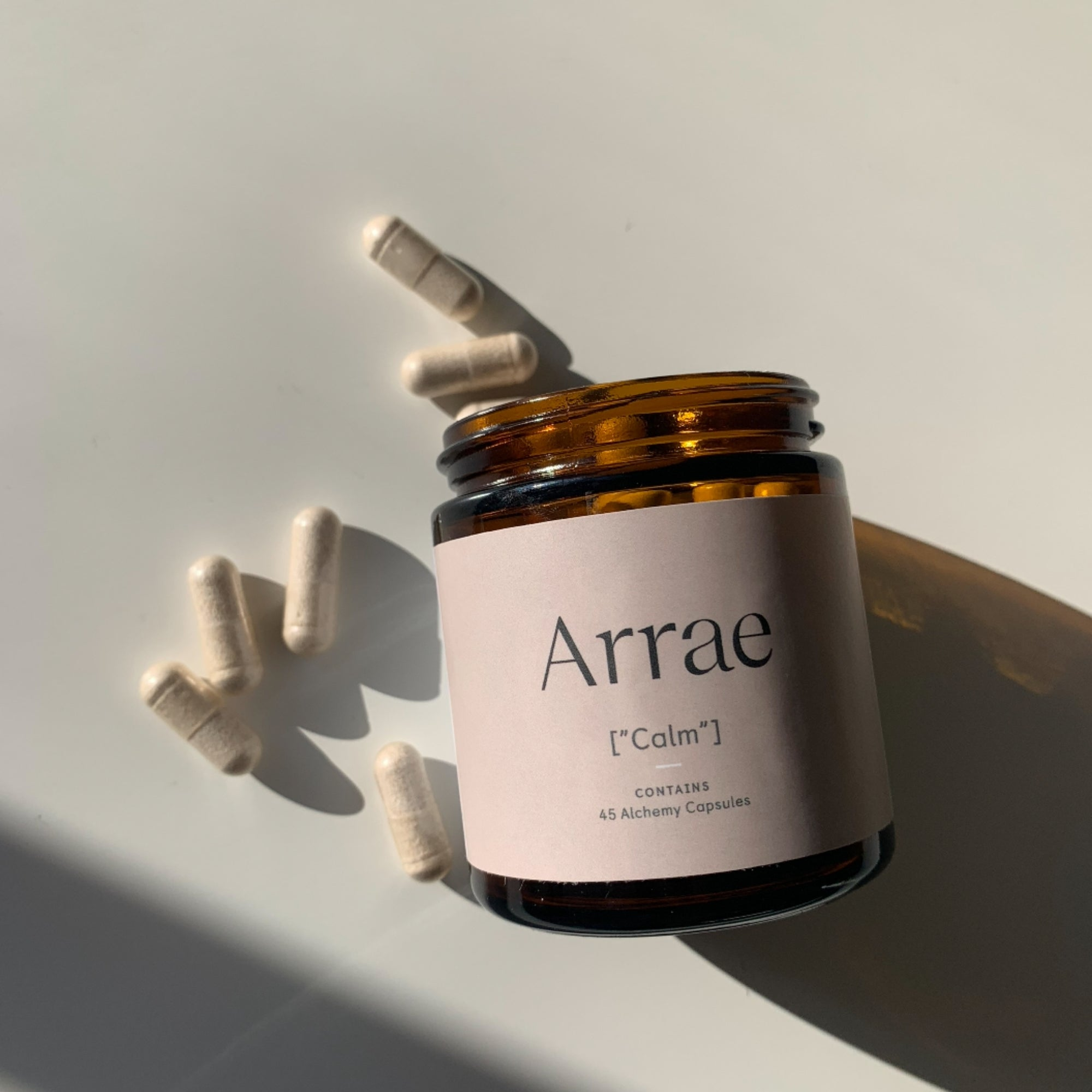Calm by Arrae: An Effective Natural Anxiolytic