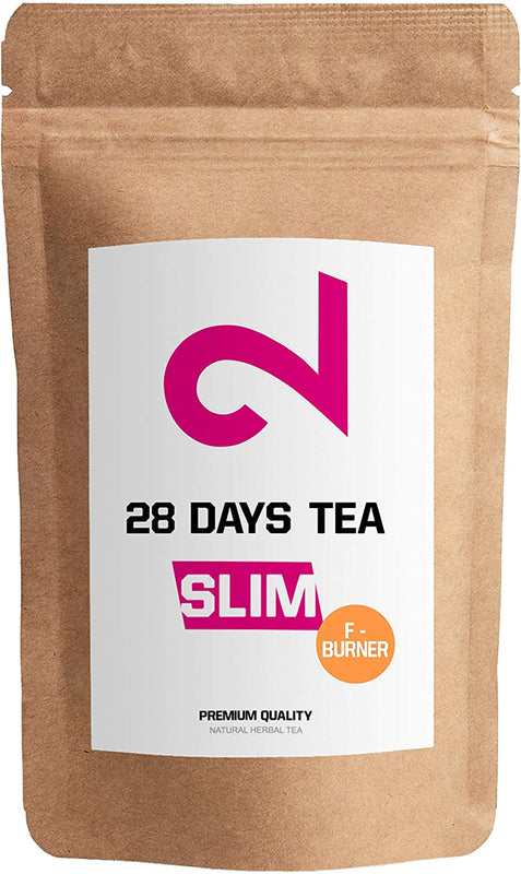 DUAL Slim - F-Burner Tea