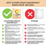 Pure Fruits Grapefruit