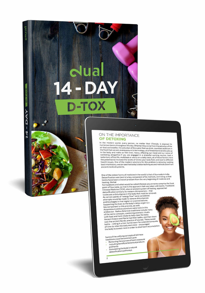 DUAL Fitness starter pack + FREE eBook