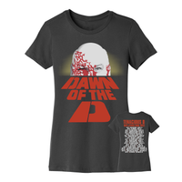 Girl's Dawn of the D T-shirt (With Tour Dates)