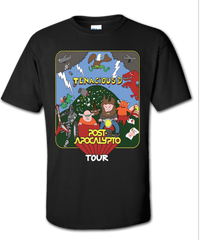 Comic Tour T-shirt