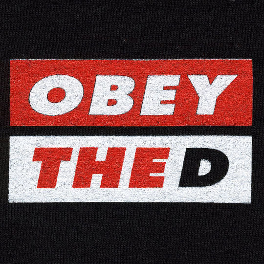 Black Obey T-shirt
