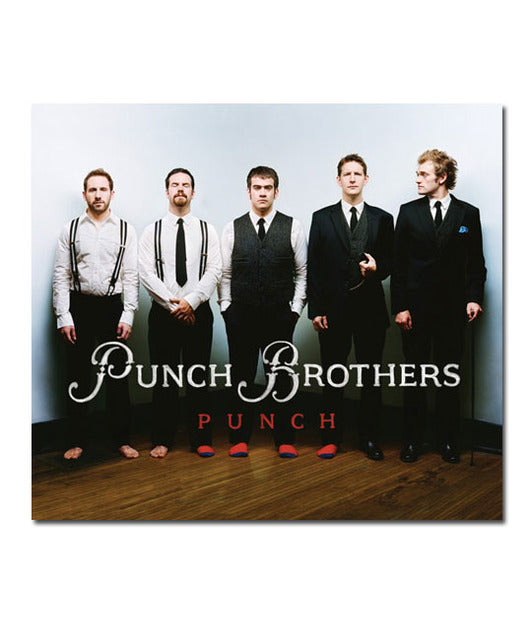 Punch Brothers Punch CD