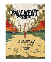 Pavement 2010 Tour Booklet