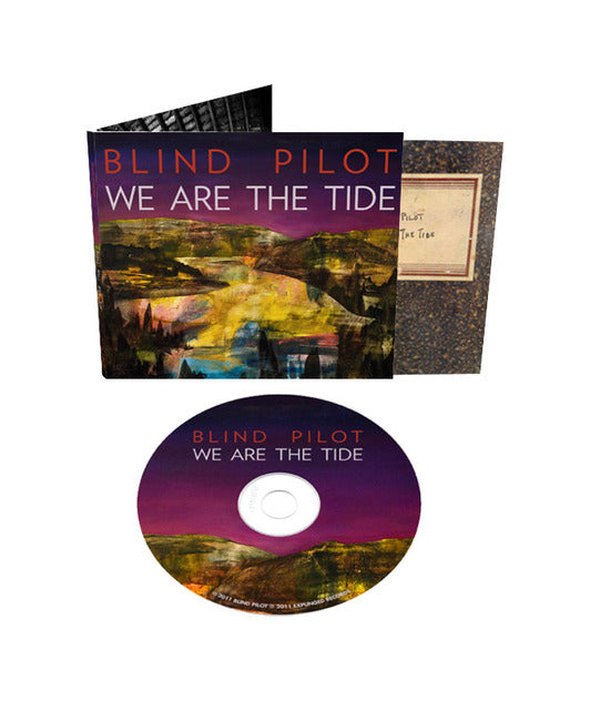 Blind Pilot We Are The Tide CD