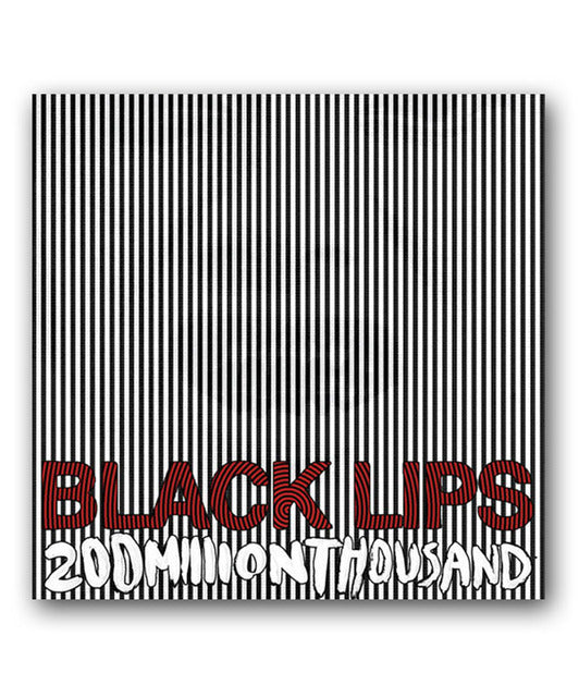Black Lips 200 Million Thousand CD
