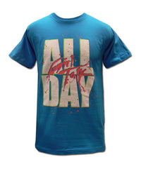 Turquoise All Day T-shirt
