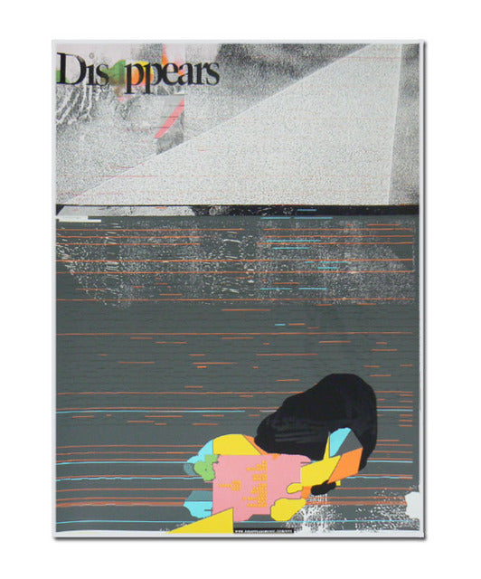 Disappears The Empty Bottle [Chicago 12/31/11] Poster
