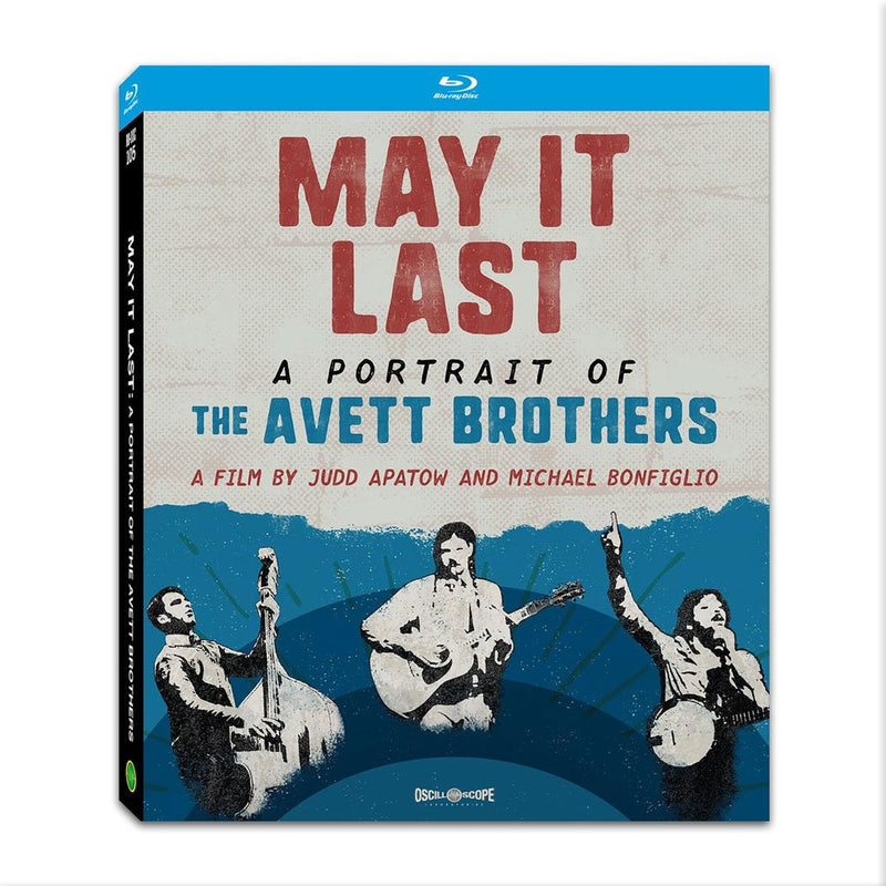 May It Last: A Portrait of the Avett Brothers Blu-Ray