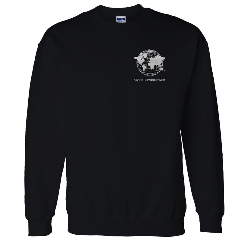 Worldwide Pocket Logo Sweatshirt