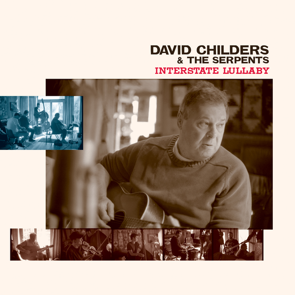 David Childers Interstate Lullaby CD
