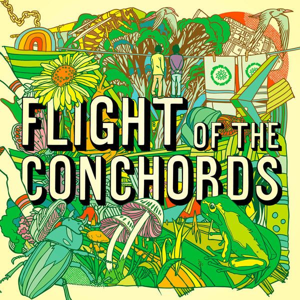 Flight of the Conchords Self-Titled Album