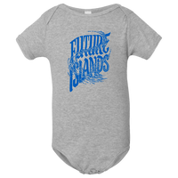 Blue Wave Logo Kid's Onesie or T-shirt