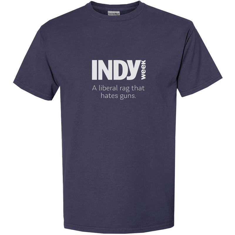 [PREORDER] Indy Week [BLUE] T-shirt