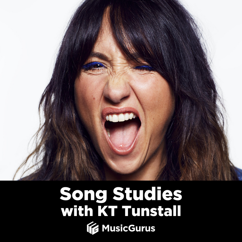 Song Studies With KT Tunstall x Music Gurus