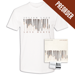 [PREORDER] Love Hurts Album + T-shirt + Matchbook Bundle