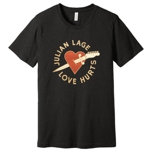 Love Hurts Heart T-shirt