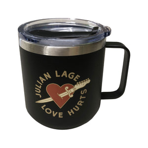 Insulated Love Hurts Mug