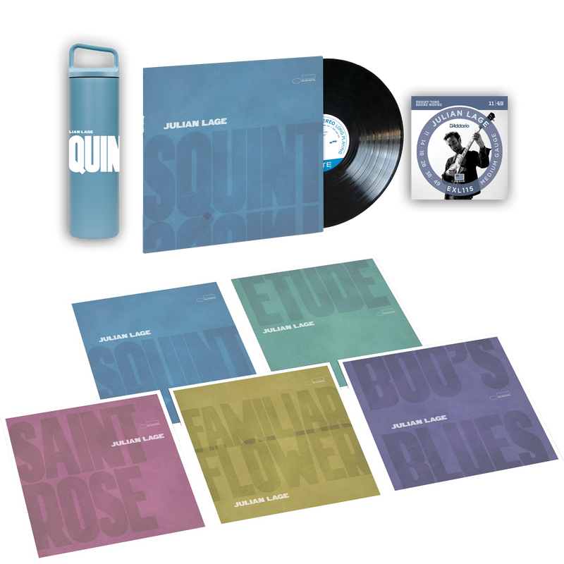 [PREORDER] Black LP + Bottle + Strings + Lithos Bundle