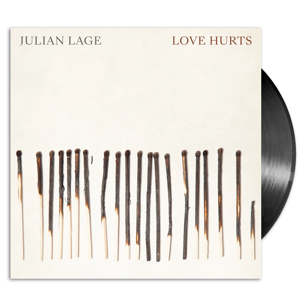 Love Hurts Vinyl LP + Matchbook