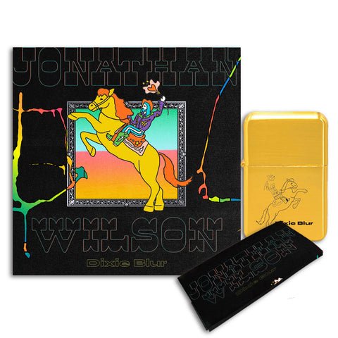 [PREORDER] Dixie Blur CD + Zippo + Rolling Papers Bundle