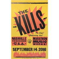 Marathon Music Works Poster