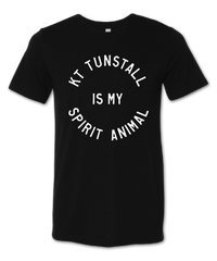 KT Tunstall Is My Spirit Animal T-shirt