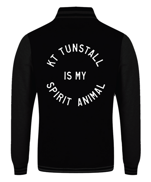 KT Tunstall Is My Spirit Animal/Feel It All Bomber Jacket