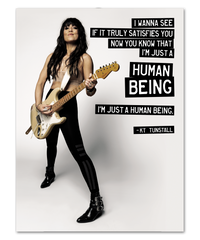 Human Being Poster