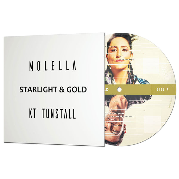 "Starlight & Gold Exclusive 7"" Vinyl Picture Disc"