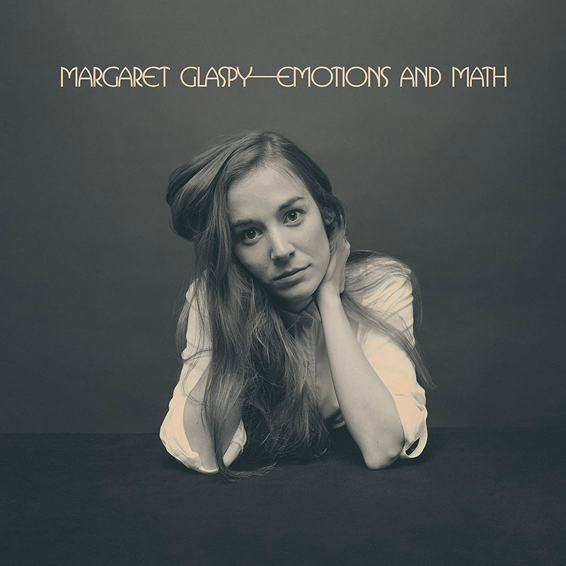 Margaret Glaspy Emotions and Math Vinyl LP