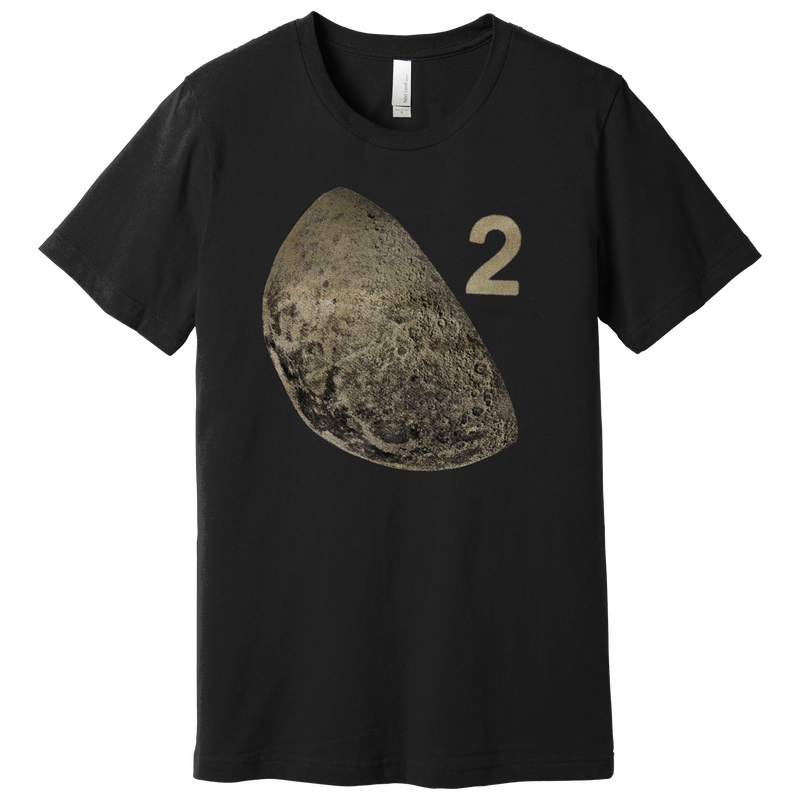 Gold Moon 2 T-shirt