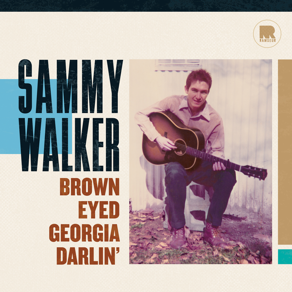 Sammy Walker Brown Eyed Georgia Darlin' LP