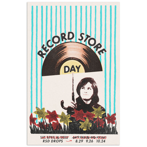 Record Store Day 2020 Poster