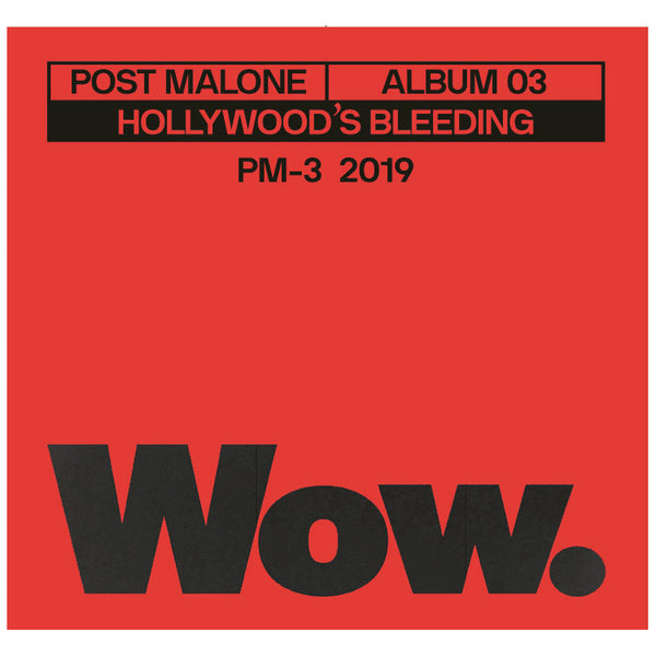 Post Malone Wow 3