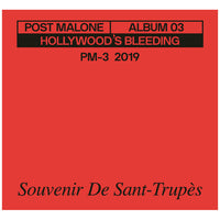 "Post Malone Saint-Tropez 3"" RSD3 Single"