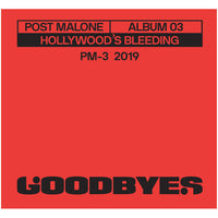 "Post Malone Goodbyes 3"" RSD3 Single"