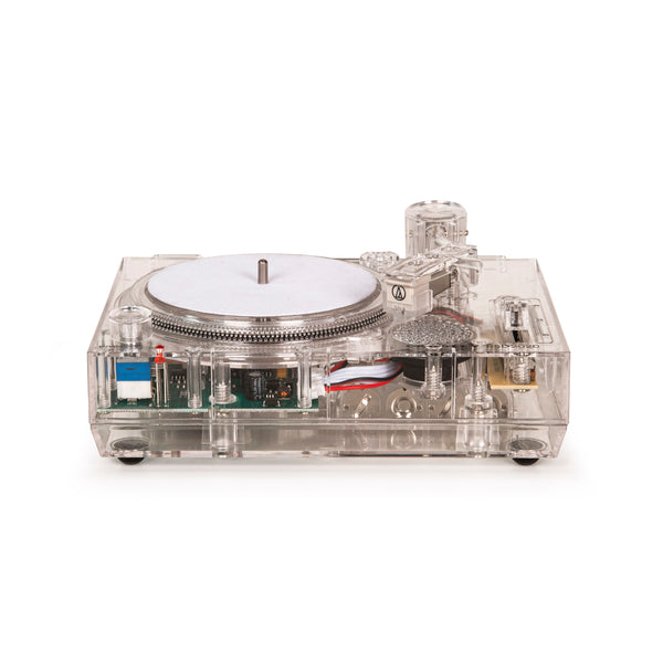 RSD2020 Clear Acrylic Mini-turntable