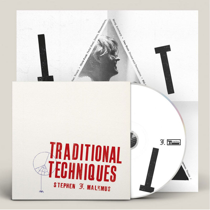 Traditional Techniques CD