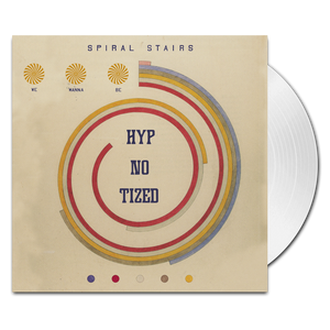 We Wanna Be Hyp-No-Tized [CLEAR] Vinyl LP