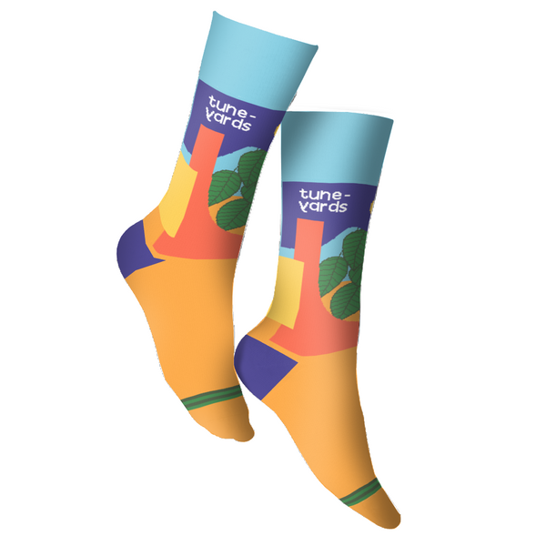 [PREORDER] sketchy. Socks